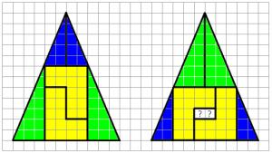 Paradoxa geomètrica